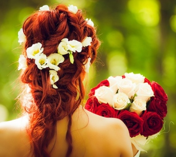 Things you should Know before Preparing Hair for Your Wedding - ramijabali beauty salon