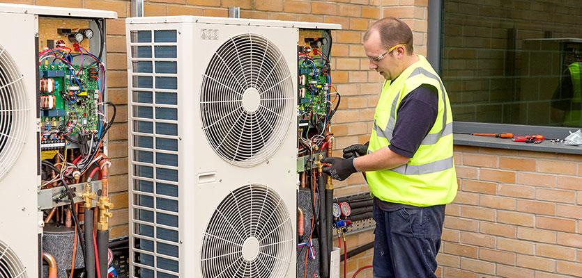 HVAC Professional Contractor