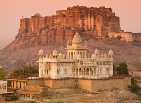 Mehrangarh Fort Tour