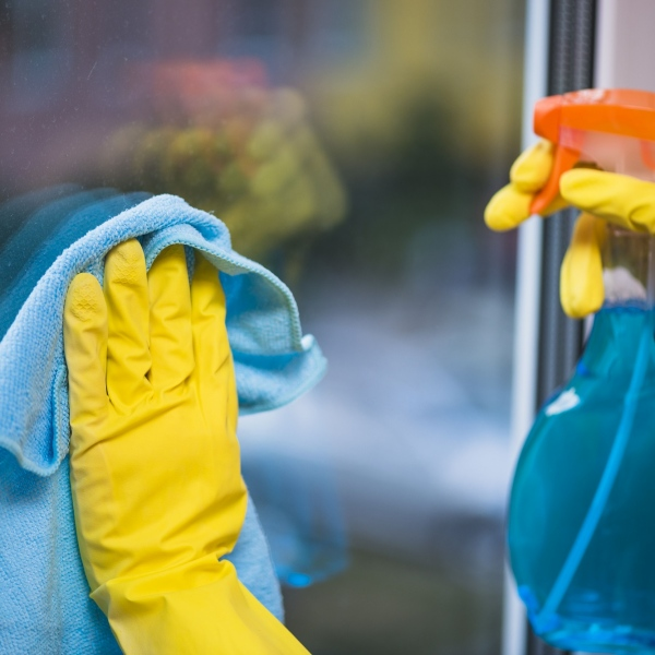 Window Cleaning Hacks
