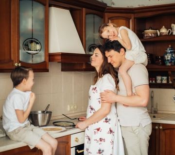 Creating A Healthy Home For Your Family