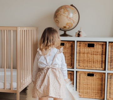 Childproofing Checklist: How to Baby-Proof The Nursery