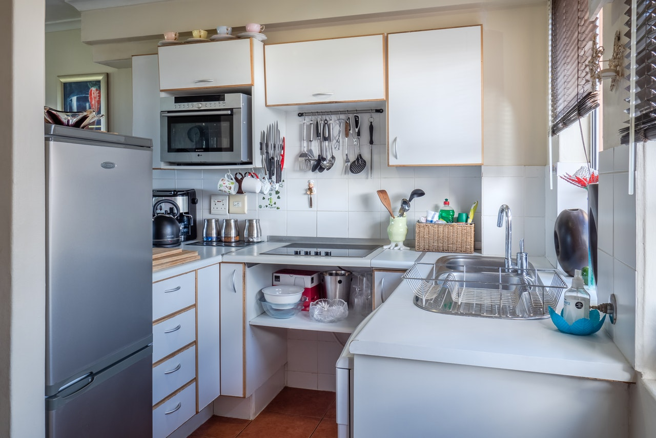 8 Design Tips For Making The Most Of Your Small Kitchen
