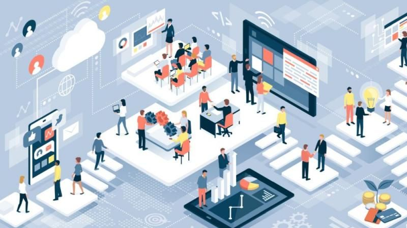 How Does Digital Presence Help Businesses to Expand Without Physical Relocation