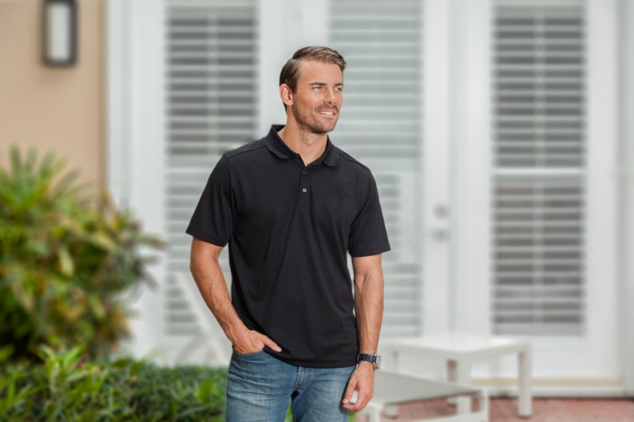 How to Best Wear A Polo With Jeans